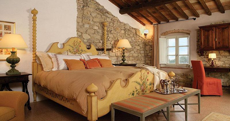 Castello Di Casole Hotel.