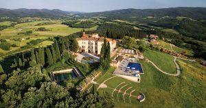Castello Di Casole Hotel